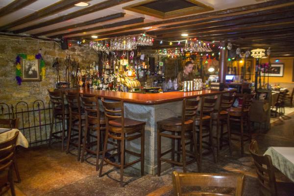 Bourbon Street Hideaway Bar - Fort Wayne, Indiana