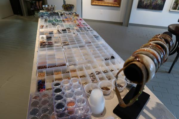 Salisbury Art Station Inside 2