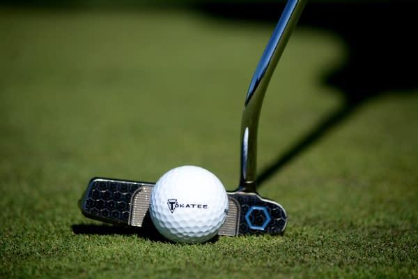 Tokatee Golf Ball by Colin Morton