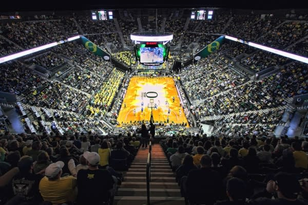 Matthew Knight Arena by Gregory Burns