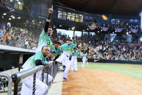 PK Park Win by Eugene Emeralds