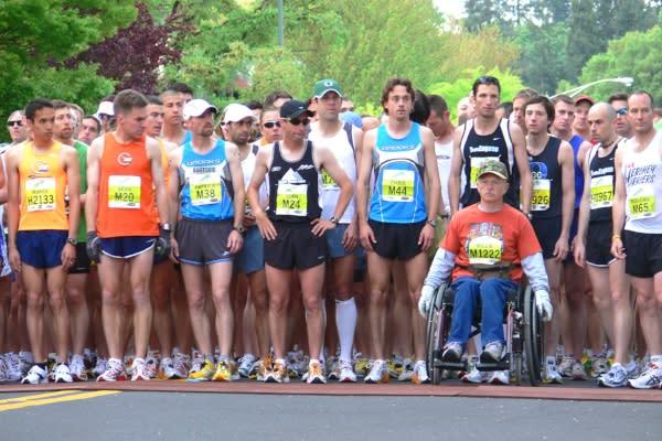 Eugene Marathon by Buzz Summers