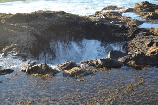 Thor's Well by Sally McAleer