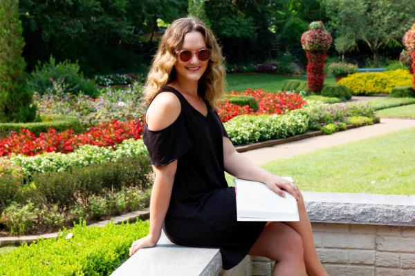 Ashley Hasty at Blanchette Park