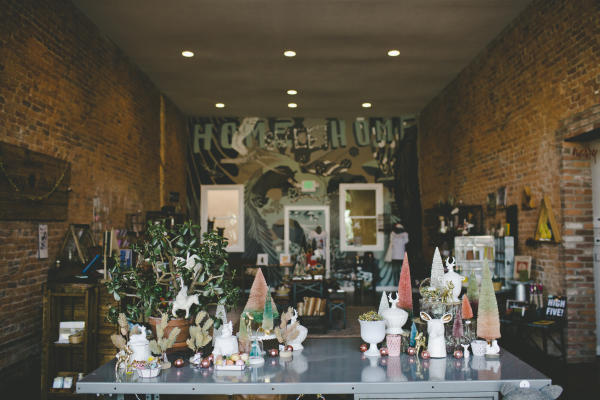 Fancy and Staple Boutique - Holiday Decorations - Fort Wayne, Indiana