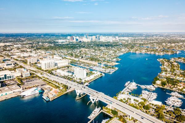 Broward tiene el porcentaje más alto de casos de variantes británicas en Florida