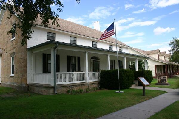Fort Dodge Museum - Kansas