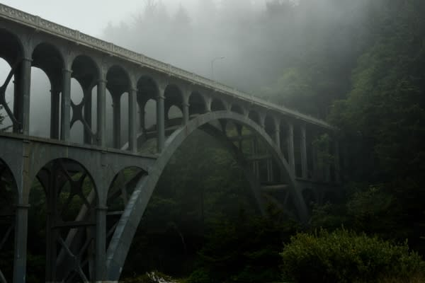 Cape Creek Bridge, Florence