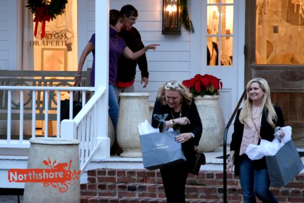 Christmas Shopping Covington