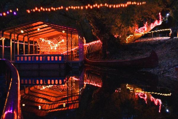 Holiday Lights in Utah Valley - Christmas Cruise