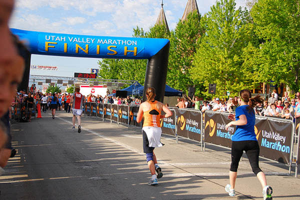 12 New Year's Resolutions to Conquer in 2019 in Utah Valley - Train for a Race