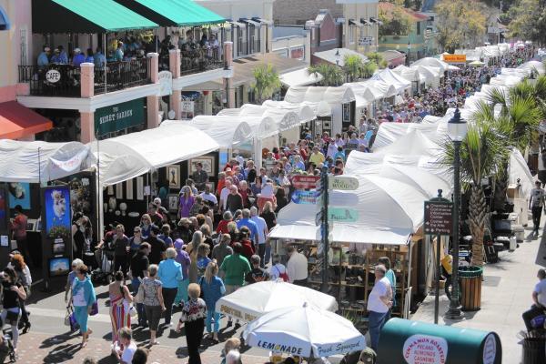 Halifax Art Festival was named a Top 200 Festival by Sunshine Artist Magazine