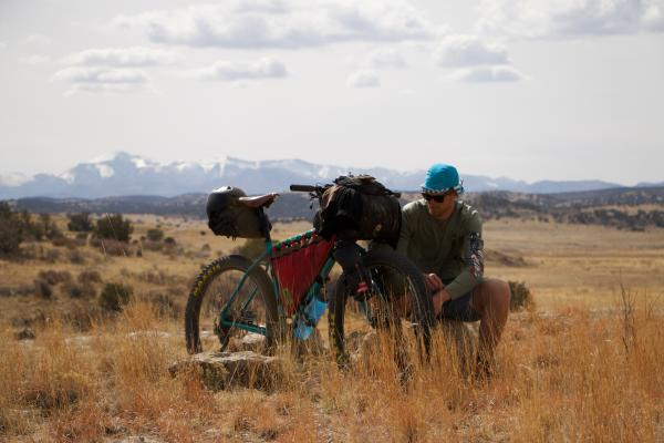 Mountain biking Ruidoso