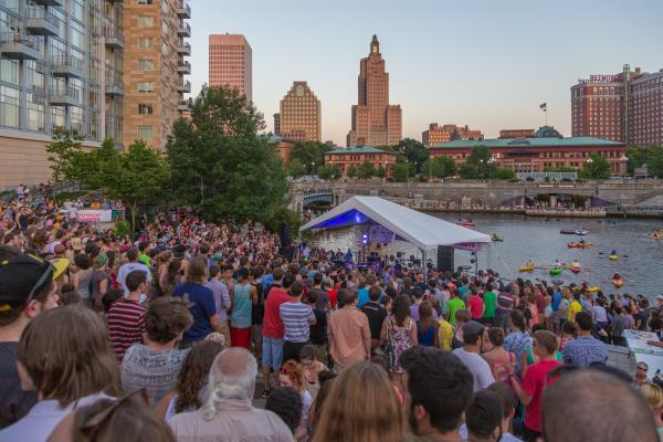 Summer Concerts at Waterplace Park