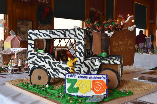 Festival of Gingerbread at the History Center