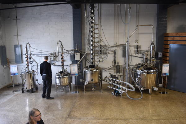 Three Rivers Distilling Compnay - Fort Wayne, IN