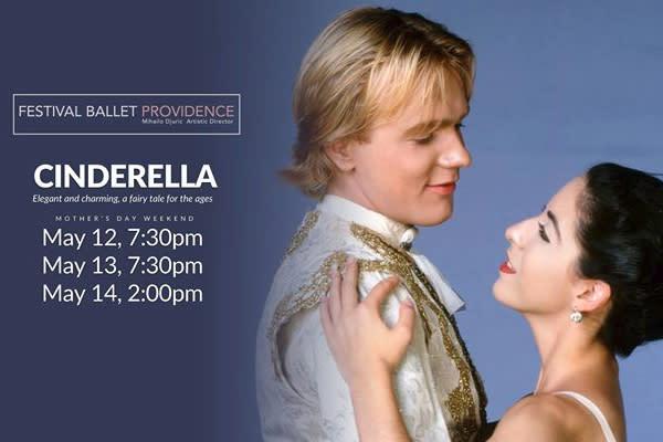 Festival Ballet Cinderella