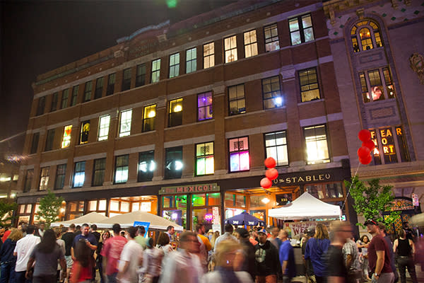 PVDFest Washington Street
