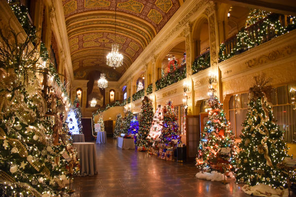 Embassy Theatre Festival of Trees