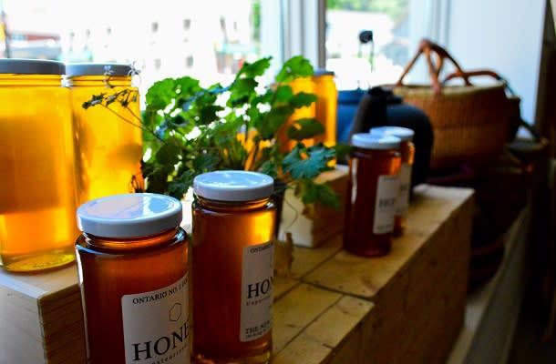 New New Age honey
