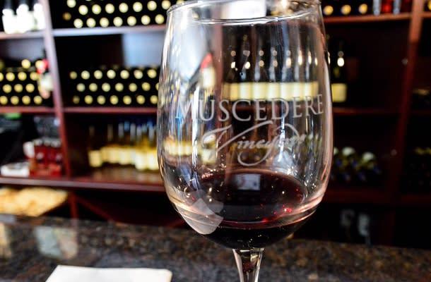 Muscedere wine