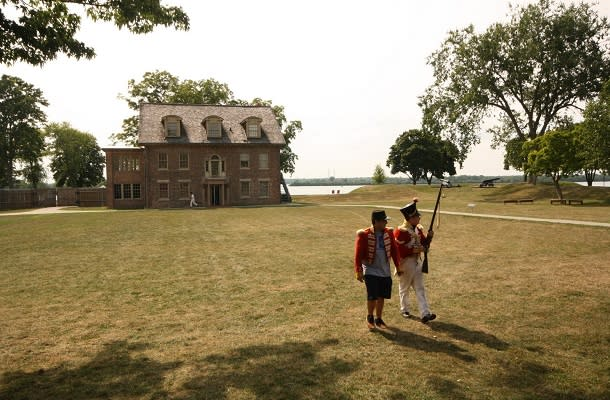 Fort Malden