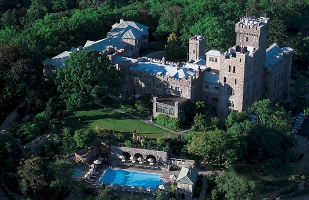 Castle Hotel and Spa, Tarrytown