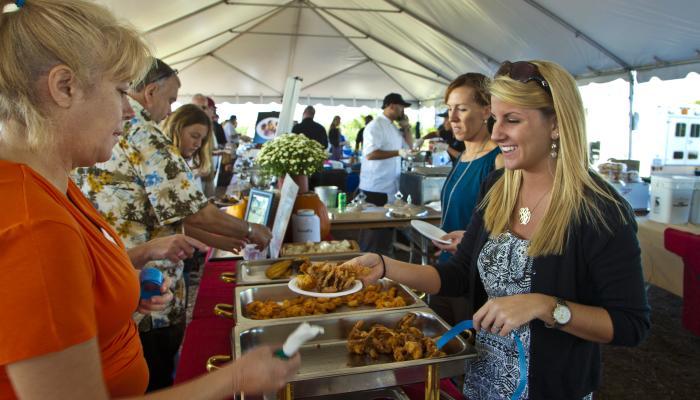 Event Seafood Festival