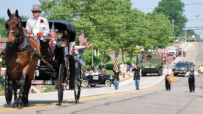 Collegeville Memorial Day Parade