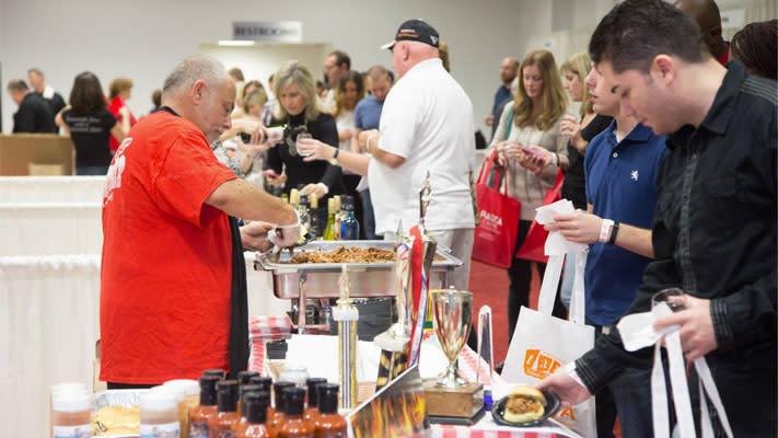 TASTE PHILADELPHIA FESTIVAL OF FOOD, WINE AND SPIRITS
