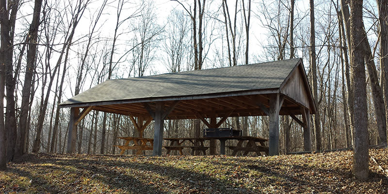 BC Hill Shelter