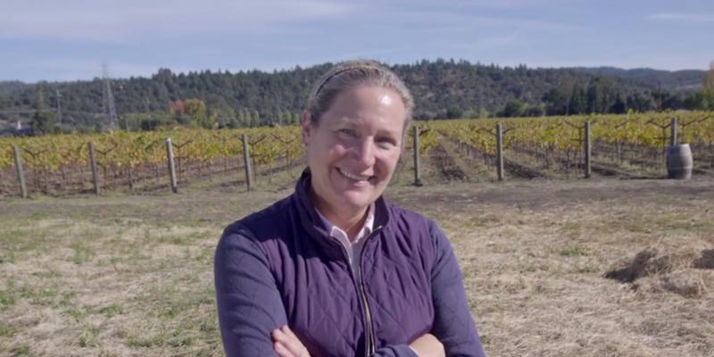 Pam Starr, Winemaker at Crocker & Starr