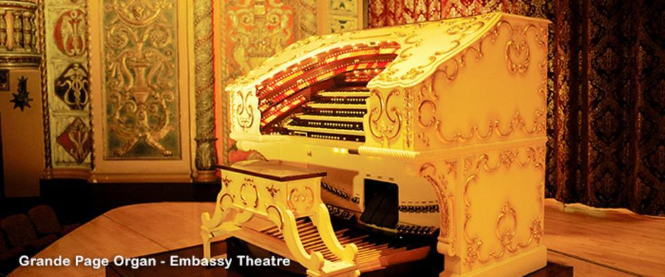Grande Page Organ