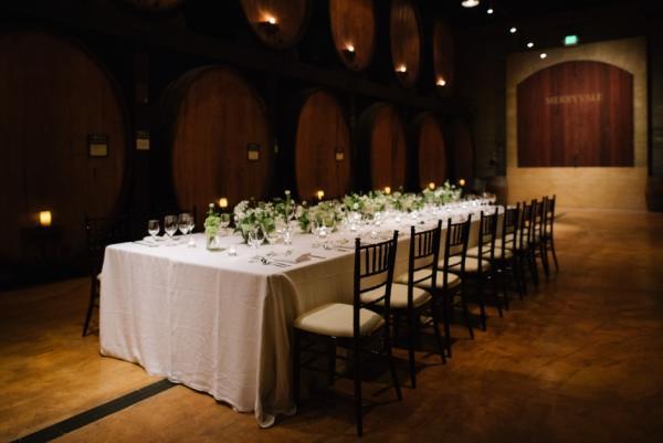 Wedding at Napa Valley Winery
