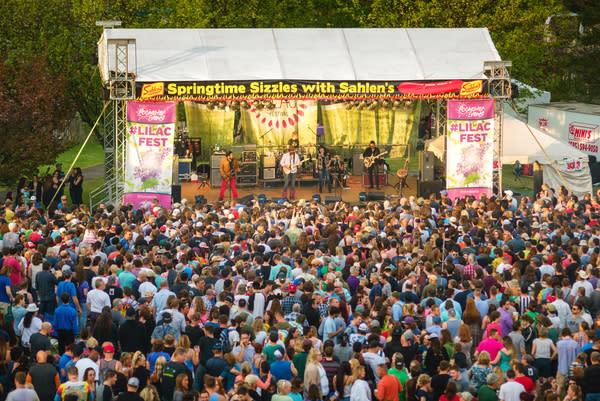 Lilac Festival 2016