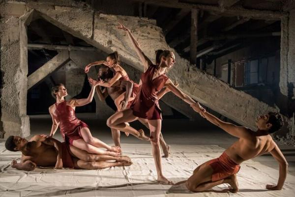 "Fort Wayne Dance Collective - Battery Dance ""The Durga Project"""