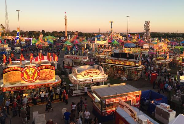 YMBL South Texas State Fair