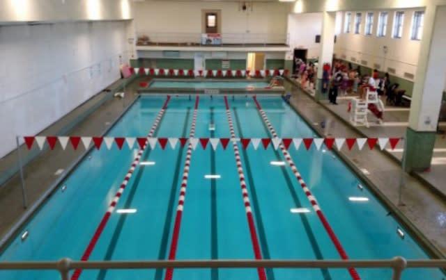 Rutgers Pool