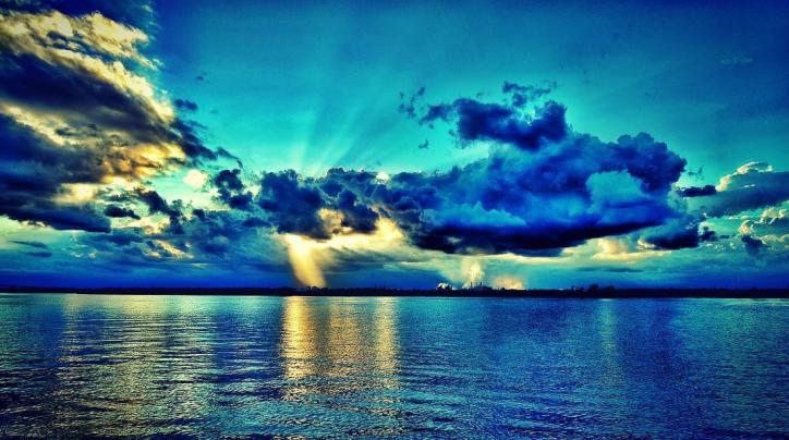 Calcasieu Lake photo by Sarah Askaroff