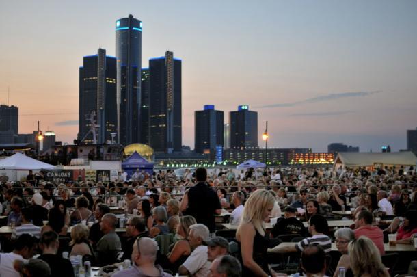 Bluesfest Windsor