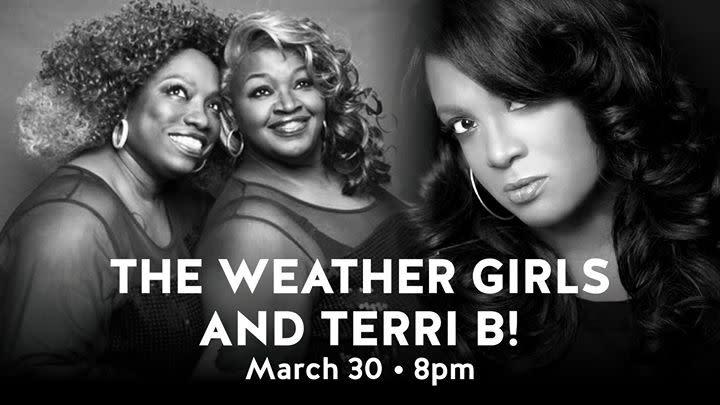 The Weather Girls and Terri B
