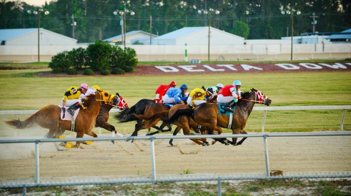 Horse Racing at Delta Downs