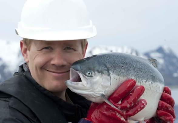 Aquaculture Centre – Visit a Norwegian Salmon Farm