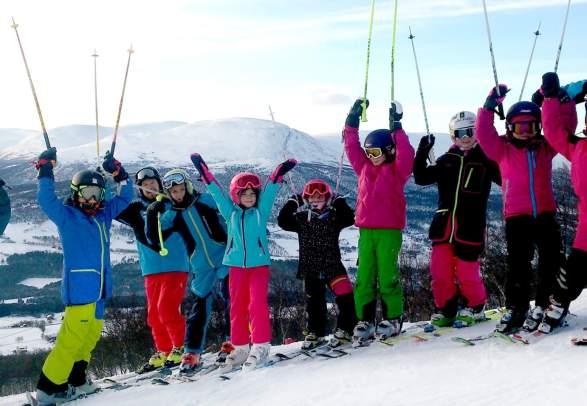 Oppdal Skisenter skiskole