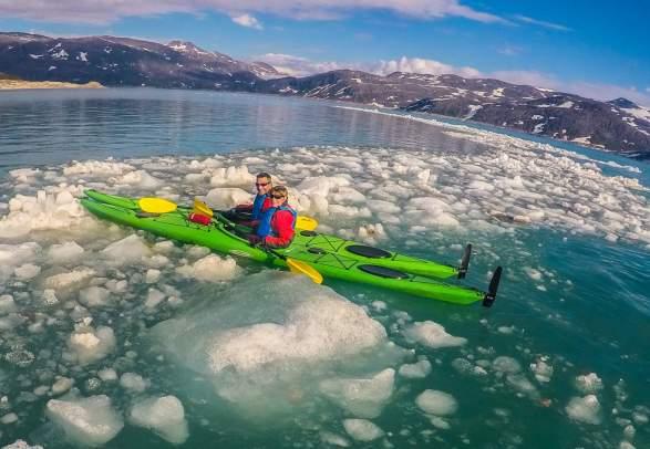 Beyond Limits -Kajakk tur i arktisk