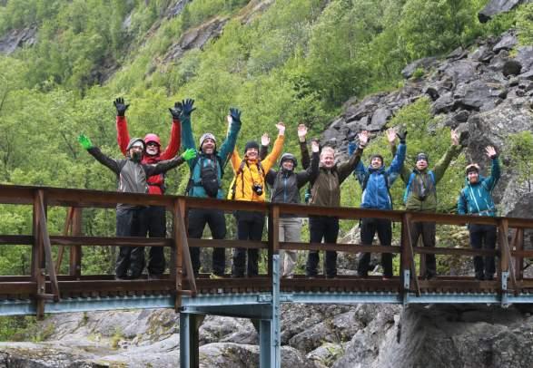 The Ofoten Railway - Hike across Norway