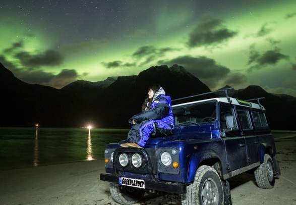 Private Northern Lights expedition with nr1 rated company in TripAdvisor