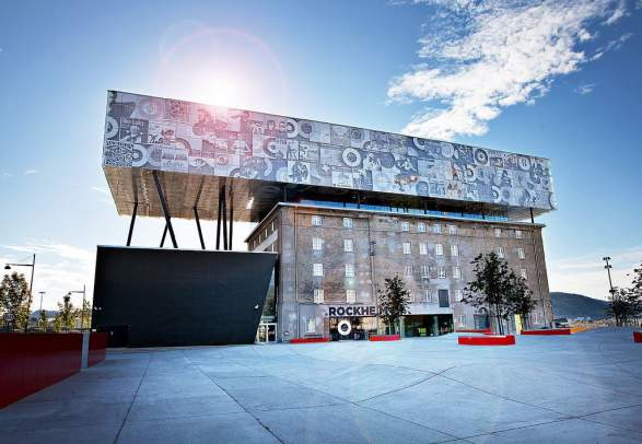 Rockheim, Norway's national museum of pop and rock