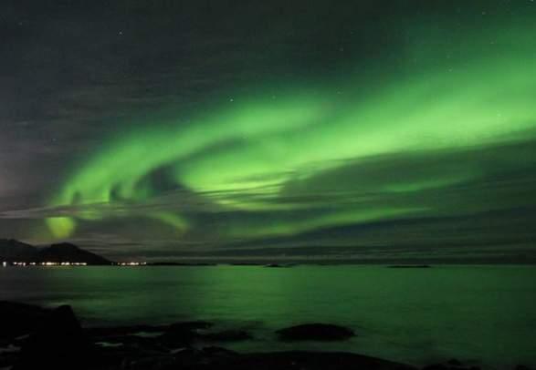 Nordlystur 3 timer - Lofoten Aktiv