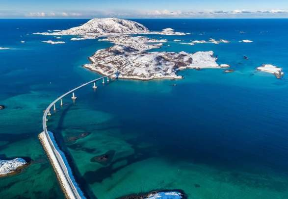 Arctic wildlife safari by car and boat to Sommarøy